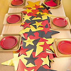 Star Table Runner Idea