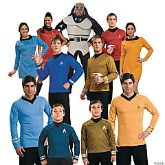 Star Trek Group Costumes