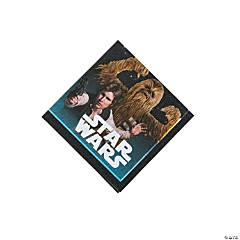 Star Wars™ Classic Beverage Napkins