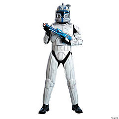 Star Wars Clone Trooper Rex Deluxe Standard Adult Men's Costume