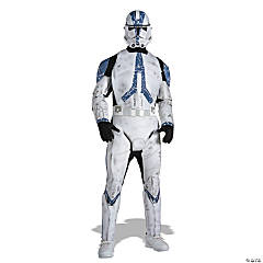 Star Wars Clone Trooper Standard Adult Men's Costume