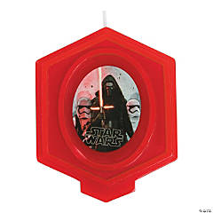 Star Wars™ Episode VII: The Force Awakens Birthday Candle