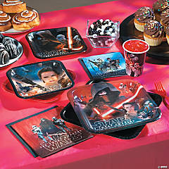 Star Wars™ Episode VII The Force Awakens Party Supplies