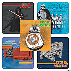 Star Wars™ Episode VII: The Force Awakens Stickers