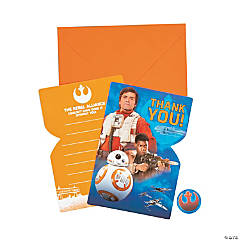 Star Wars™ Episode VII: The Force Awakens Thank You Cards