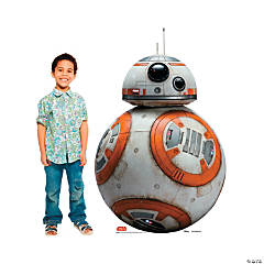 Star Wars™ Episode VIII: The Last Jedi BB-8 Cardboard Stand-Up