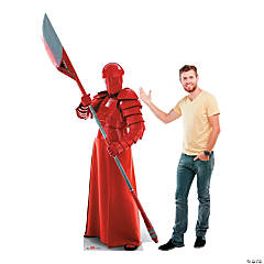 Star Wars™ Episode VIII: The Last Jedi Elite Praetorian Guard Cardboard Stand-Up