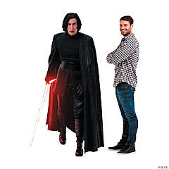 Star Wars™ Episode VIII: The Last Jedi Kylo Ren Action Cardboard Stand-Up