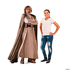 Star Wars™ Episode VIII: The Last Jedi Luke Skywalker Cardboard Stand-Up