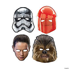 Star Wars™ Episode VIII: The Last Jedi Masks
