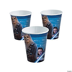 Star Wars™ Episode VIII: The Last Jedi Paper Cups