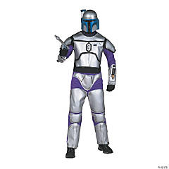 Star Wars Jango Fett Adult Men's Costume