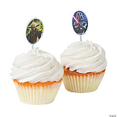 Star Wars™ VII Cupcake Picks