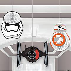 Star Wars™ VII Honeycomb Décor