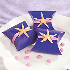 Starfish Favor Boxes Idea