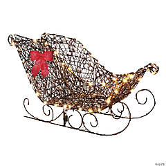 Starry Night Grapevine Sleigh