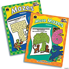Start to Finish Mazes: Set of 2