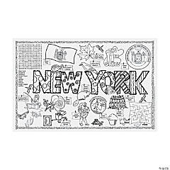 State Symbols and Facts Funsheets: New York