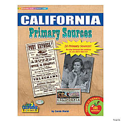 States Primary Sources Pack - California