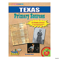 States Primary Sources Pack  - Texas