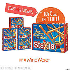 Staxis: Classroom Set of 6