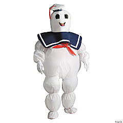 Stay Puft Inflatable Costume for Boys