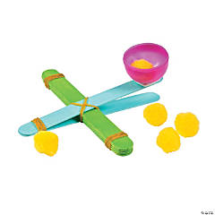 STEM Craft Stick Catapult Craft Kit