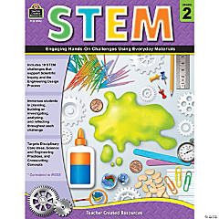 STEM: Engaging Hands-On Challenges Using Everyday Materials, Grade 2