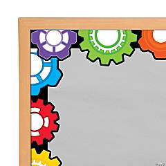 STEM Gears Bulletin Board Borders