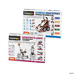 STEM Machines Engineering Kits: Set of 2