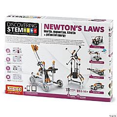 STEM Newton's Laws Engineering Kit