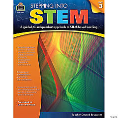 Stepping Into STEM: Grade 3