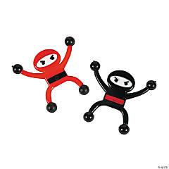 Sticky Ninja Wall Tumblers