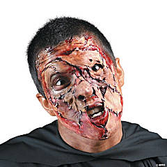 Stitched Face Foam Appliance Mask