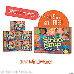 Stone Soup: Classroom Set of 6