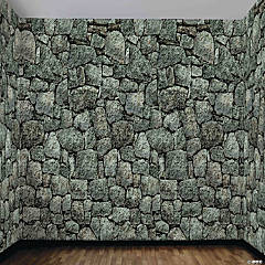 Stone Wall Roll Backdrop