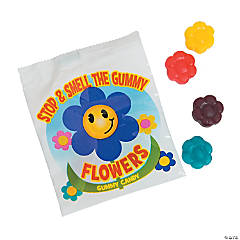Stop & Smell the Gummy Flowers Fun Packs