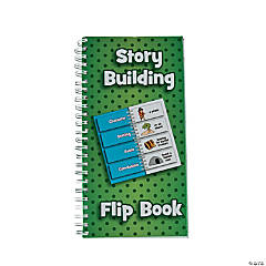 Story Building Flip Books
