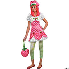 Strawberry Shortcake Costume for Teen Girls
