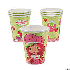 8 Strawberry Shortcake™ Cups
