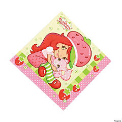 16 Strawberry Shortcake™ Luncheon Napkins