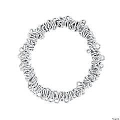 Stretchy Charm Link Bracelets