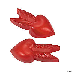 Stretchy Flying Arrow Hearts