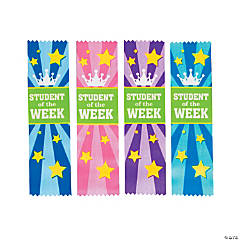 Student of the Week Ribbons