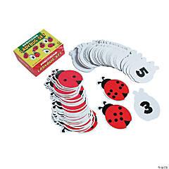 Subitizing Ladybug Set