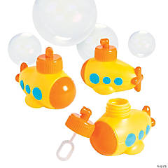 Submarine Bubble Bottles