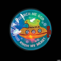 Submarine Light-Up Badges