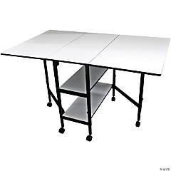 Sullivan's Home Hobby Adjustable Height Foldable Table-59