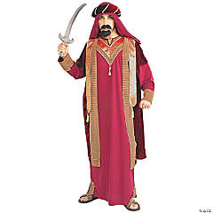 Sultan Adult Costume For Men