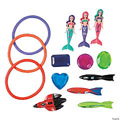 Summer Action Dive Toy Assortment